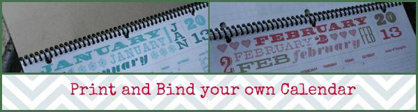 calendars printable 2013