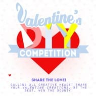 Valentine's DIY Competition