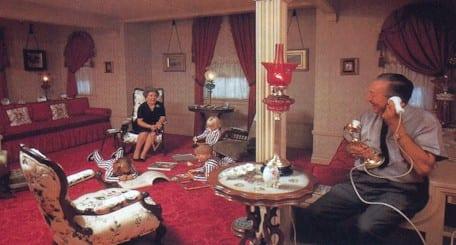 Walt's apartment