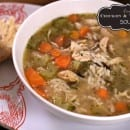 Easy Chicken soup recipe | TodaysCreativeBlog.net