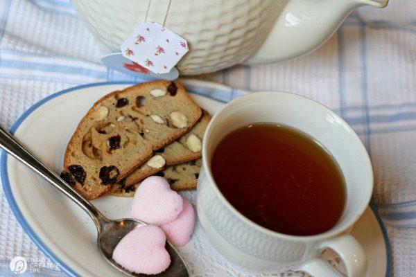 Sugar Hearts Sugar Cubes | Homemade Sugar Cubes | TodayscreativeLife.com
