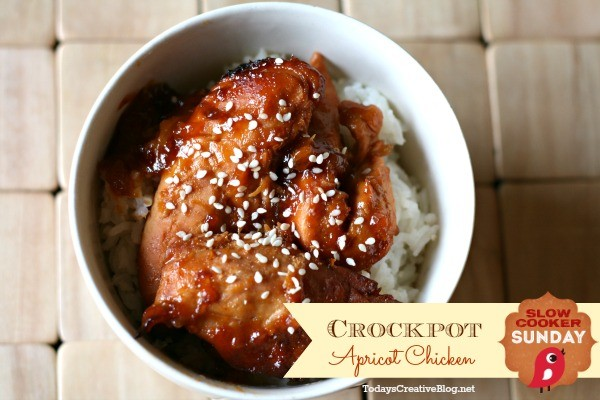 Apricot Chicken - Today's Creative Blog