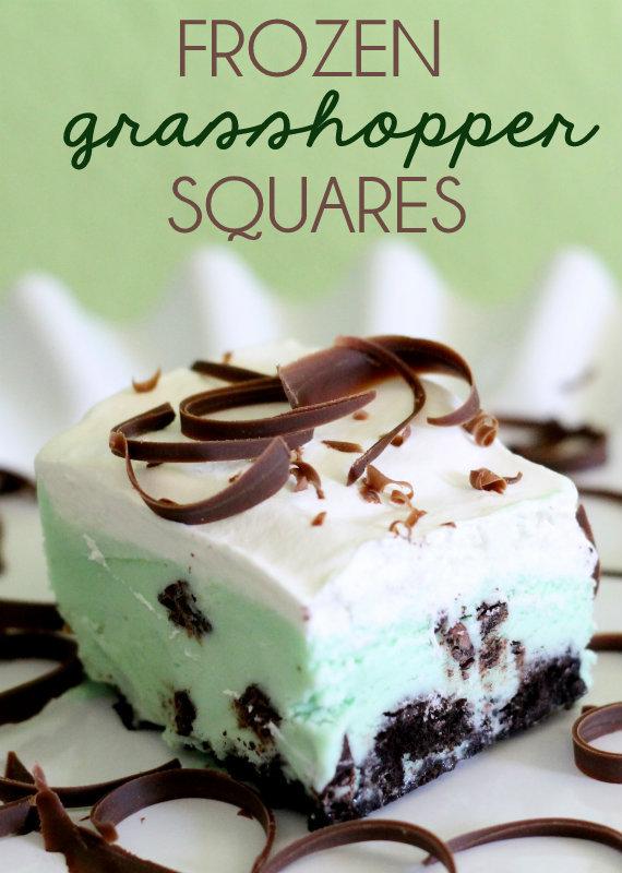 Frozen Grasshopper Recipe