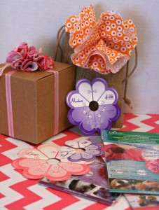 indygo junction fabric flowers
