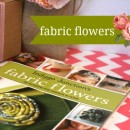 Fabric Flowers Indygo Junction