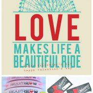 Printable Valentine Ideas FREE