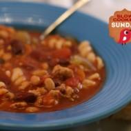 Crockpot Pasta Fagioli Recipe – Pasta e Fagioli Soup
