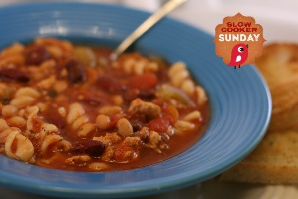 pasta fagioli recipe- todays creative blog