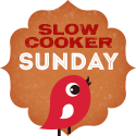slow cooker Sunday - todays creative blog