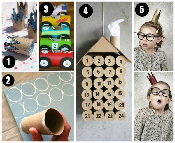 toilet paper roll crafts