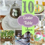 Easter Celebration Ideas