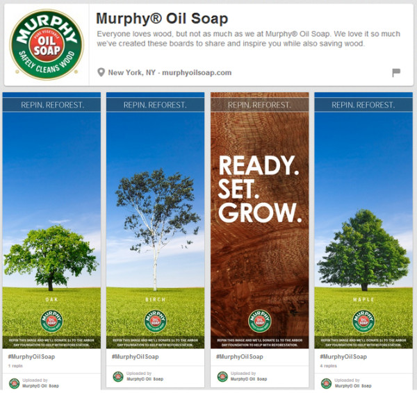 murphy oil soap Pinterest Scavenger Hunt