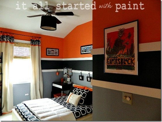 teen boy bedroom it all started with paintcom - Boy Bedroom Ideas