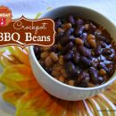 crockpot BBQ Beans