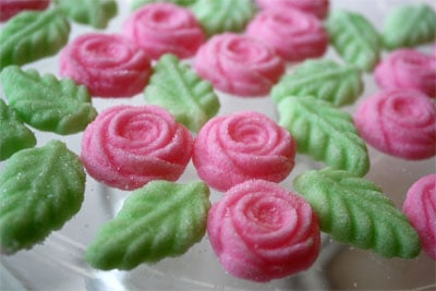 Cream Cheese Mints by Skip to My Lou - featured on Today's Creative Blog