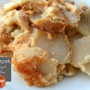 crockpot scalloped potatoes