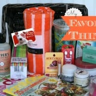My Favorite Things Giveaway {Summer Edition}