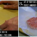 hamburger patty recipe