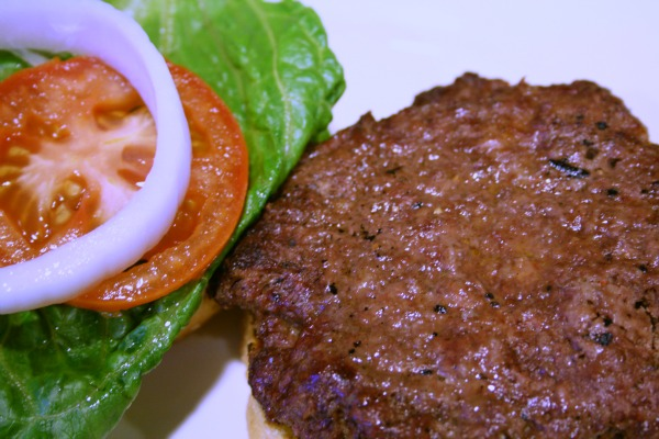 Hamburger Patty Recipe