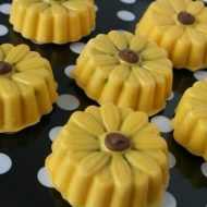 Candy Melt Sunflowers