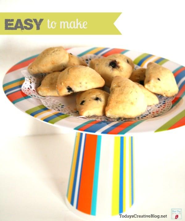 Easy DIY Cake plate