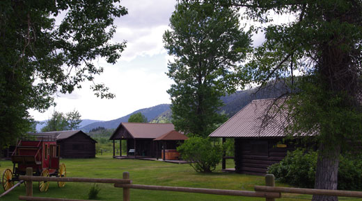 three bear lodge cabins