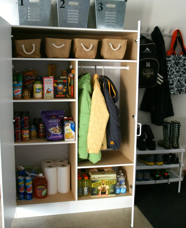 Create Garage Organization |Organized Garage | TodaysCreativeblog.net