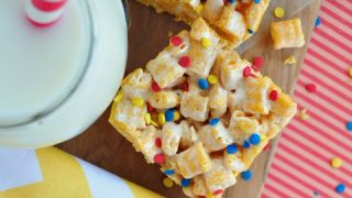 Captain Crunch Bars