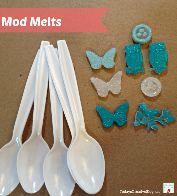 Mod Melt's Ice Cream Spoons