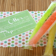 Otter Pops Gift Idea
