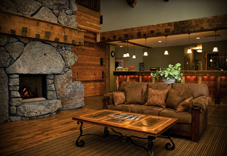 Prepping for yellowstone today 39 s creative life Yellowstone log cabin hotel