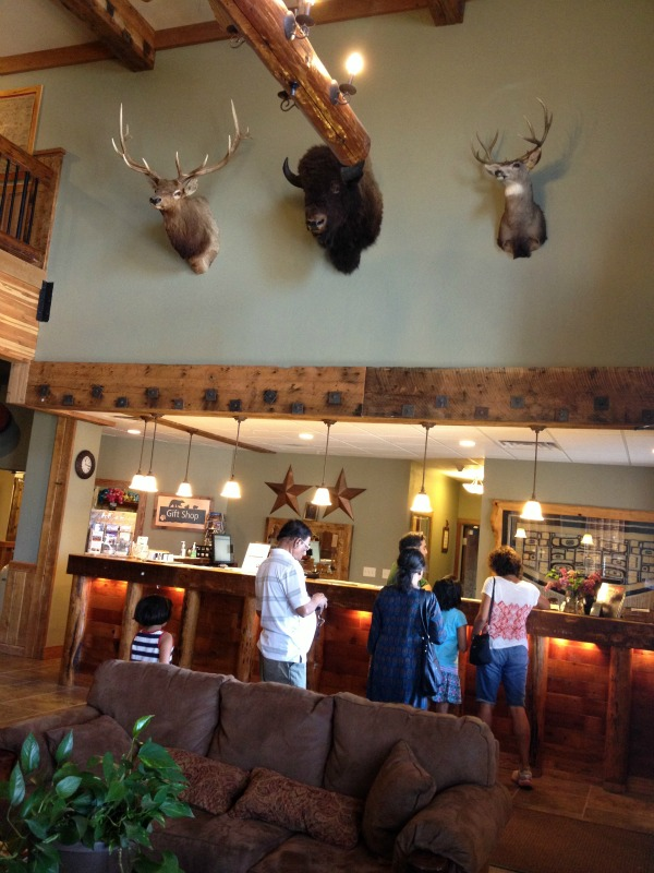 Yellowstone Family Vacation |Three Bear Lodge | TodaysCreativeBlog.net