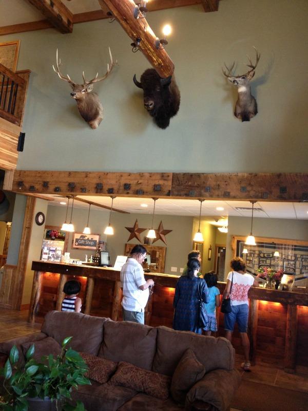 Yellowstone Family Vacation  Three Bear Lodge   TodaysCreativeBlog.net
