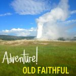 yellowstone family trip