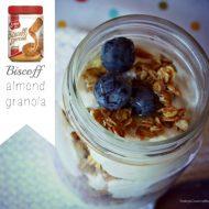 biscoff Almond Granola