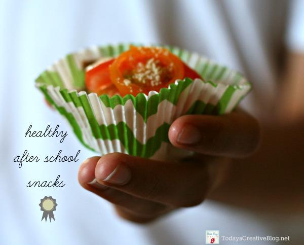 AFter School Snacks | TodaysCreativeBlog.net