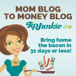 Mom Blog to Money Blog