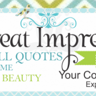 Fabulous Friday Giveaway ~ A Great Impression