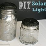 DIY Mason Jar Solar LIghts | TodaysCreativeBlog.net