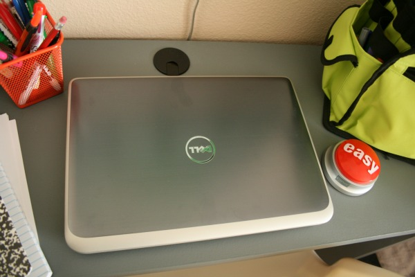 Dell Inspiron touch screen laptop