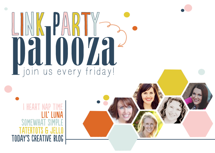 Link Party Palooza | Todayscreativeblog.net