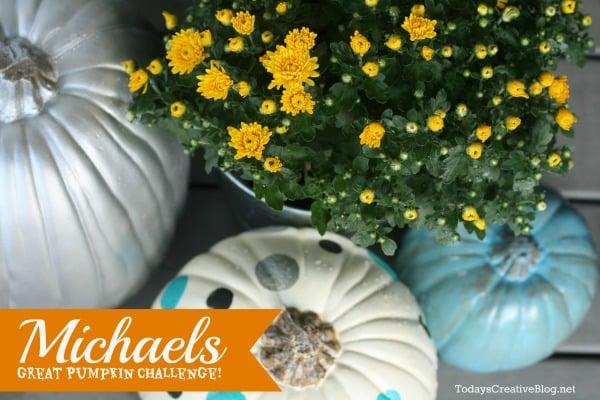 Michaels Great Pumpkin Challenge
