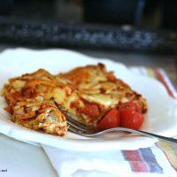 Lasagna Formaggio Recipe