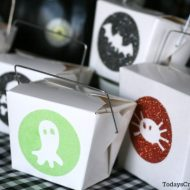 Halloween Craft Ideas {Boo Box}