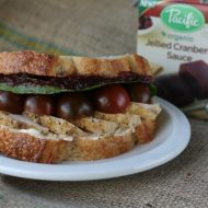 Homemade Leftover Turkey Sandwich {Carton Smart}
