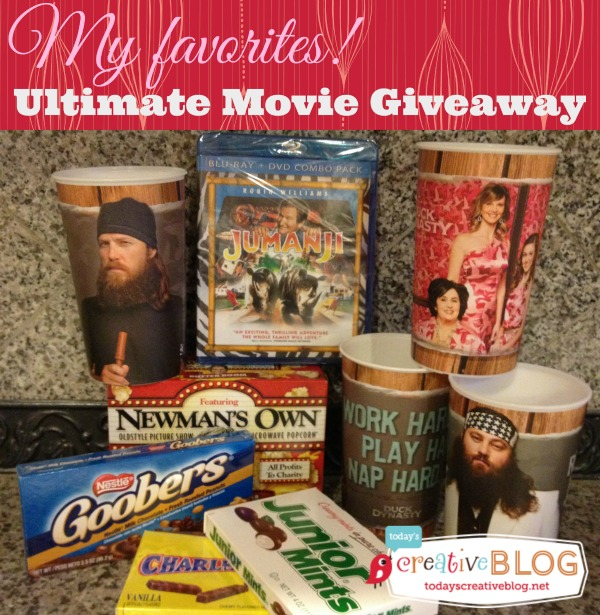 ultimate movie giveaway