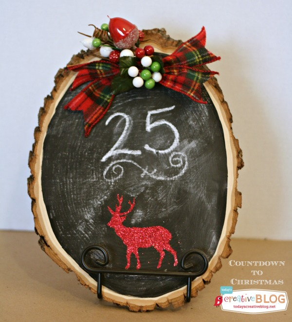 Countdown to Christmas | TodaysCreativeBlog.net