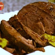 Crockpot Mississippi Pot Roast