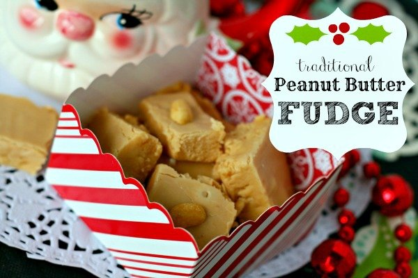 Peanut Butter Fudge Recipe | TodaysCreativeBlog.net