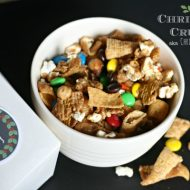 Christmas Crunch Recipe Gift Idea